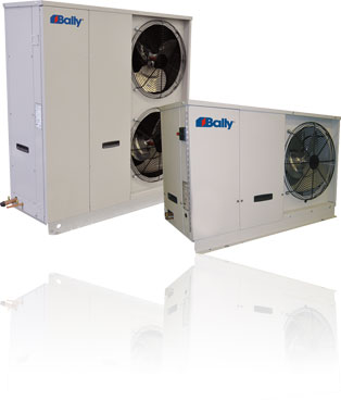 Available on BQZ Outdoor Air Cooled Quiet Scroll Condensing Units and BQH Outdoor Air Cooled Quiet Hermetic Condensing Units