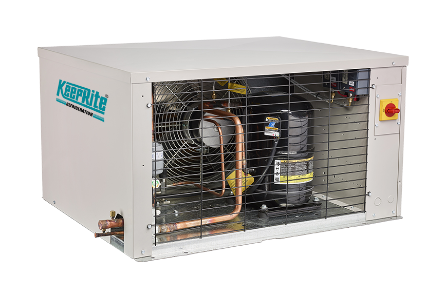 Keh Indoor Outdoor Air Cooled Hermetic Condensing Units
