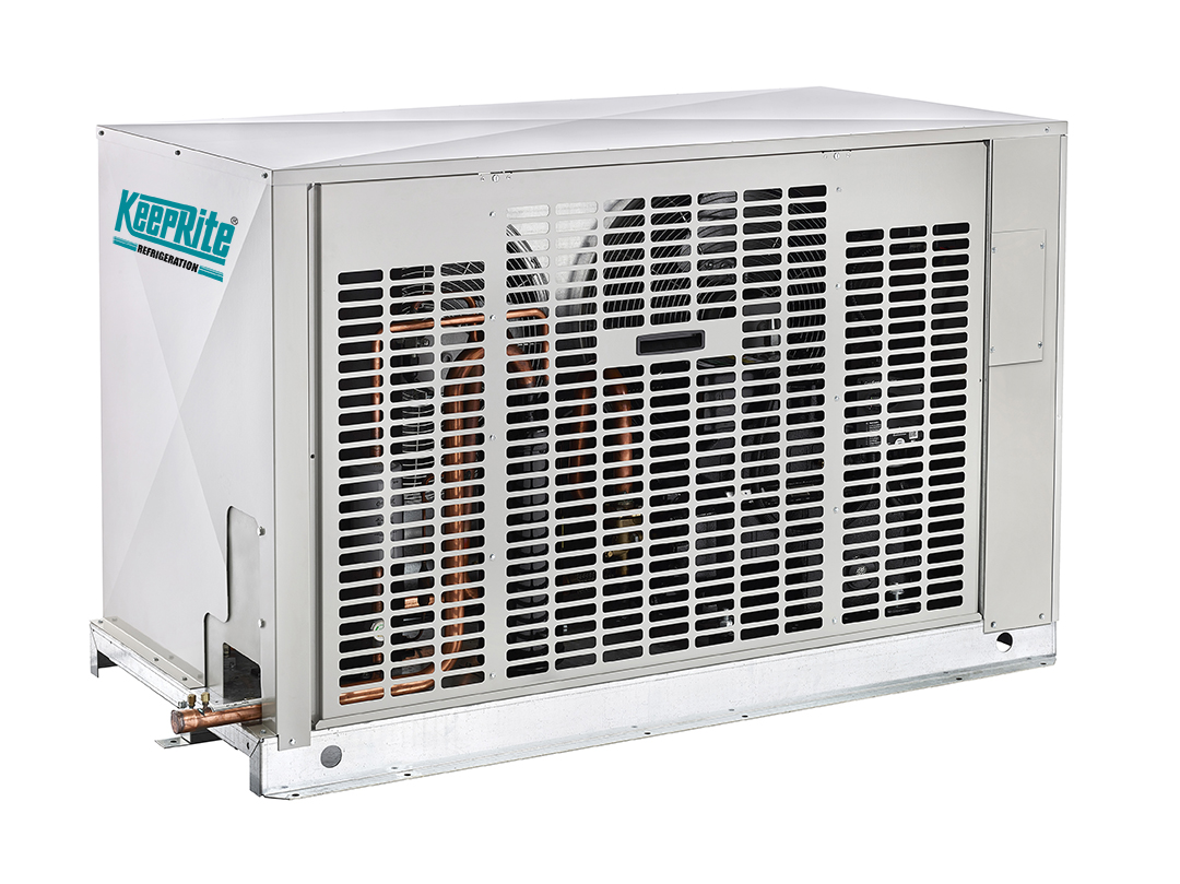 kes indoor outdoor air cooled semi hermetic condensing units rh k rp com Krack Refrigeration Heil Quaker Refrigeration