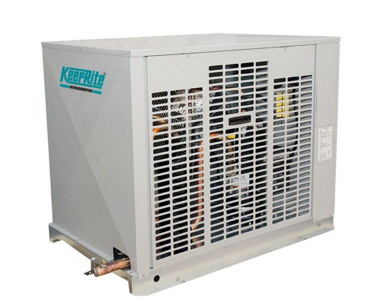 Indoor/Outdoor Air Cooled Scroll Condensing Unit