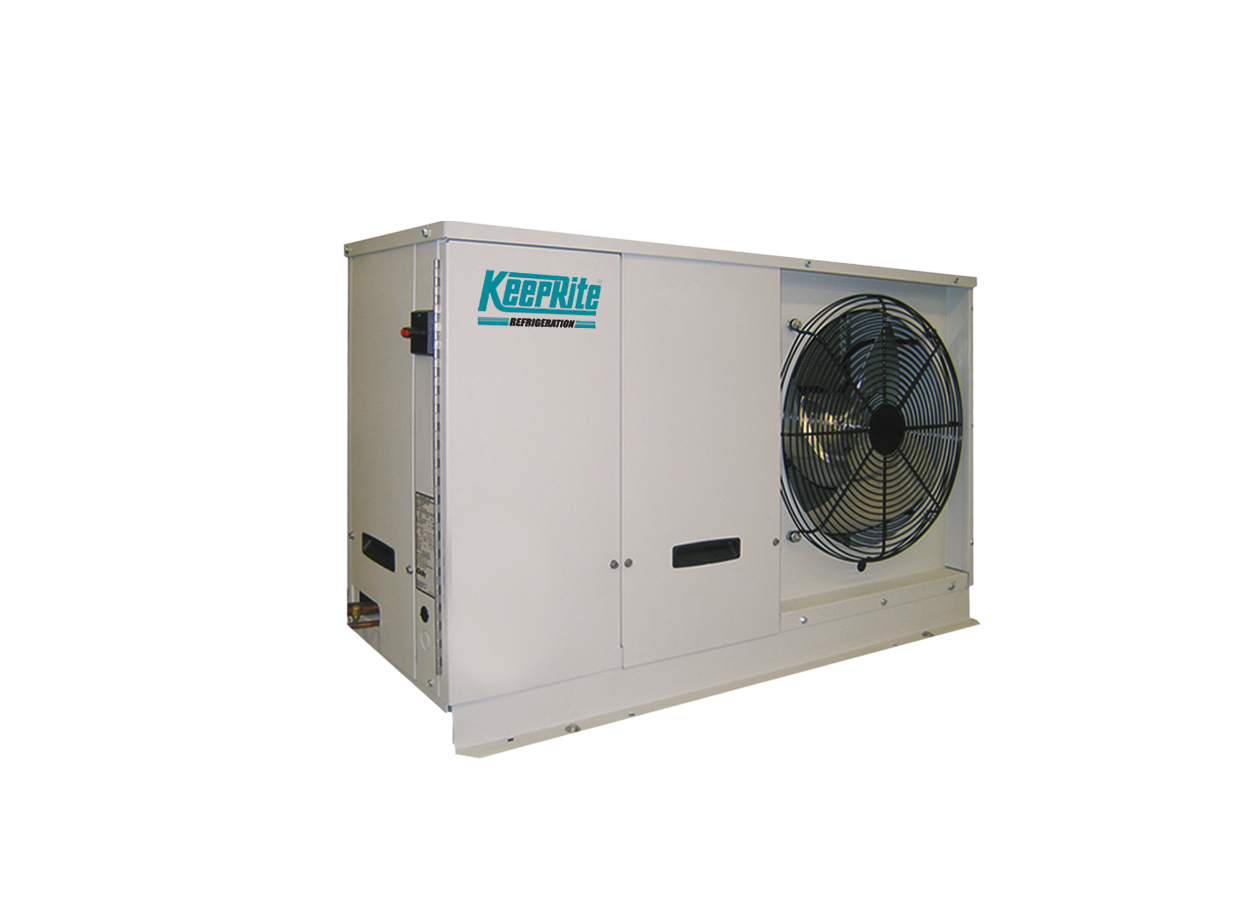 Air Cooled Quiet Hermetic Condensing Units Keeprite Refrigeration #288F9B