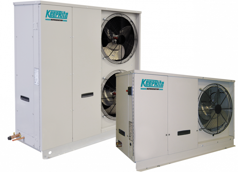 Outdoor Air Cooled Quiet Scroll Condensing Unit