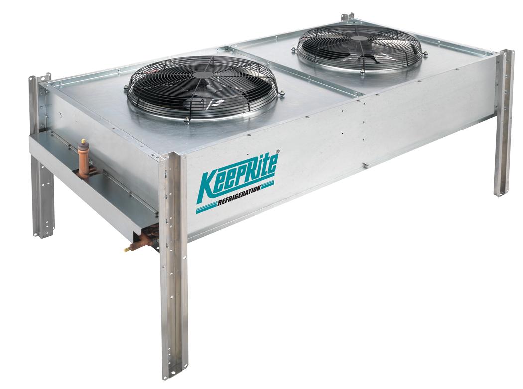 KCS Small Air Cooled Condensers Keeprite Refrigeration