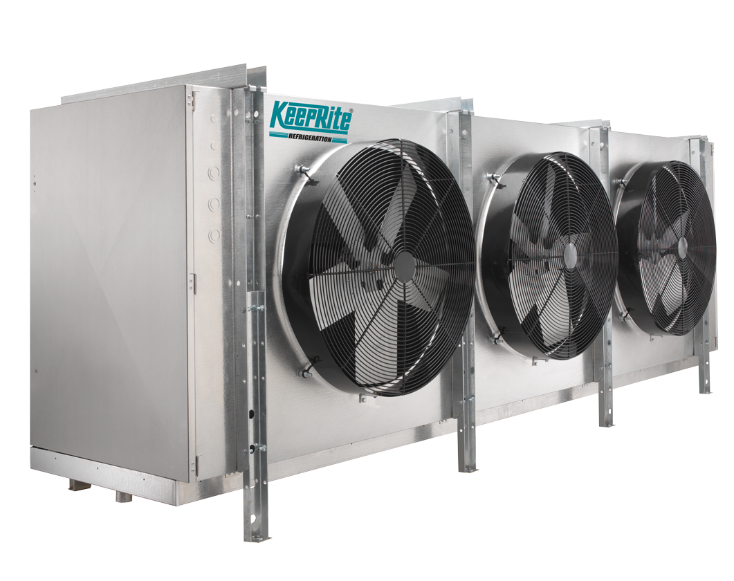 khp high profile evaporators keeprite refrigeration rh k rp com Krack Refrigeration Refrigeration Unit