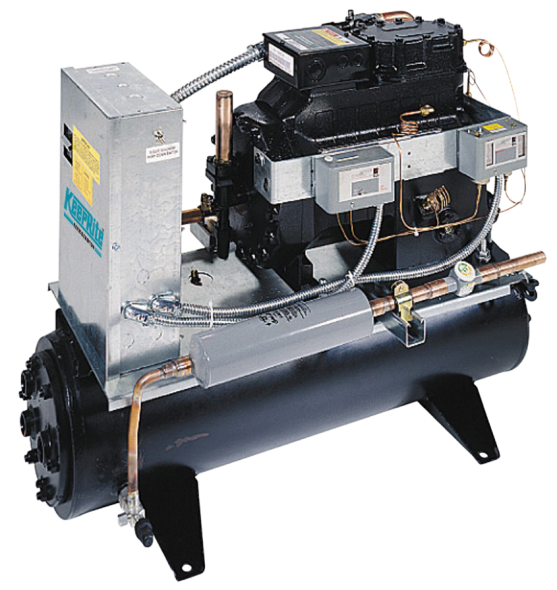 Water Cooling Units : Kw water cooled condensing units keeprite refrigeration