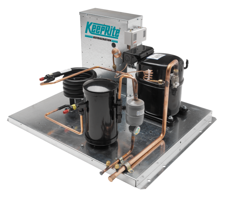Indoor Coaxial Water Cooled Condensing Units
