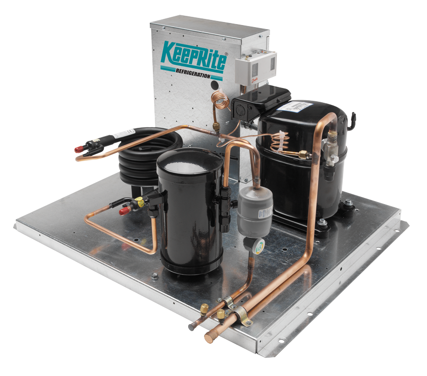 Water Cooling Units : Kx indoor coaxial water cooled condensing units