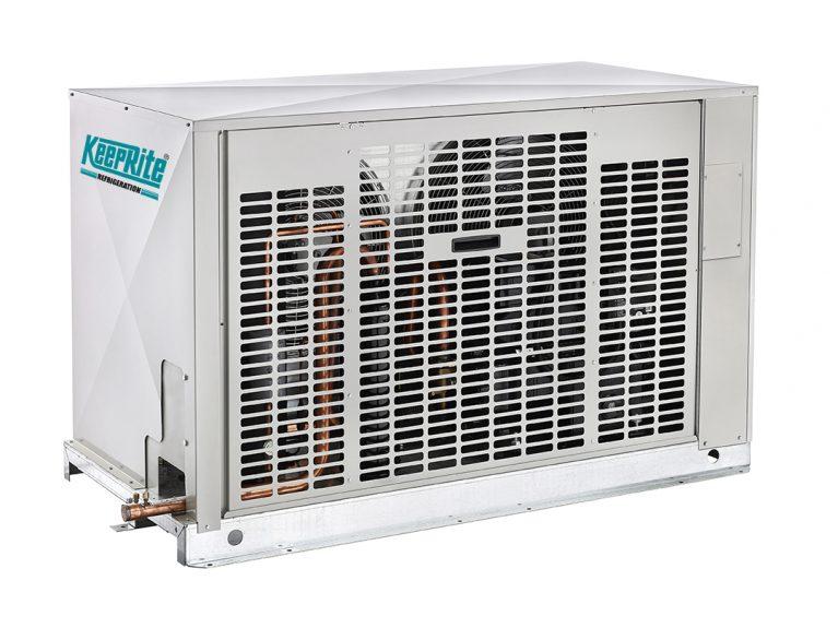 Indoor/Outdoor Air Cooled Semi-Hermetic Condensing Unit