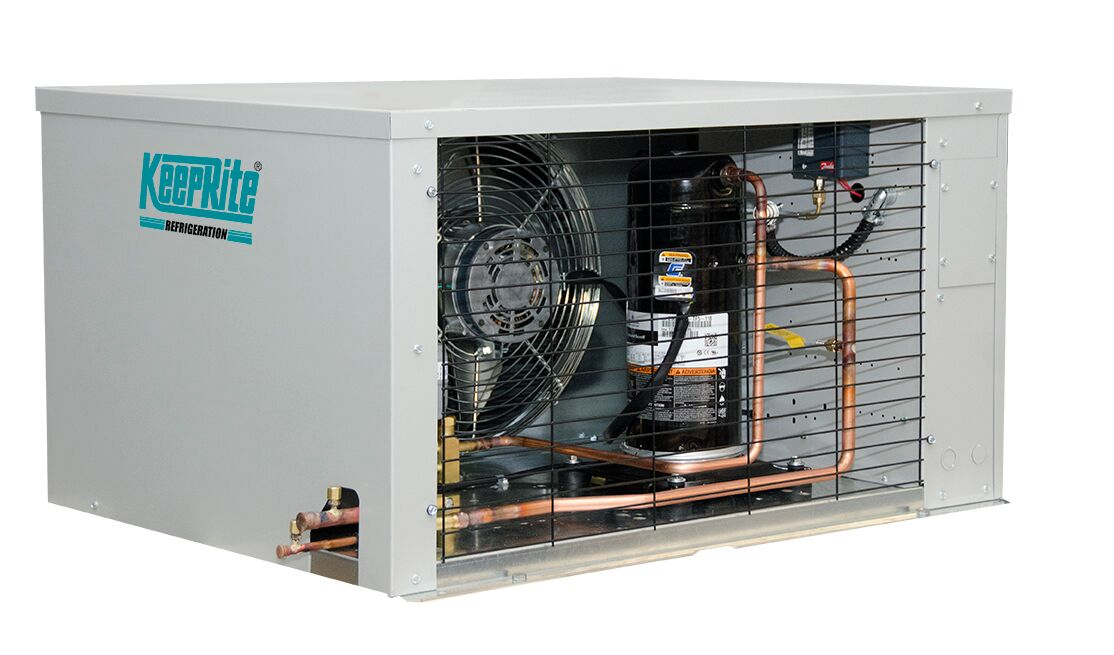 Kez Indoor Outdoor Air Cooled Scroll Condensing Units
