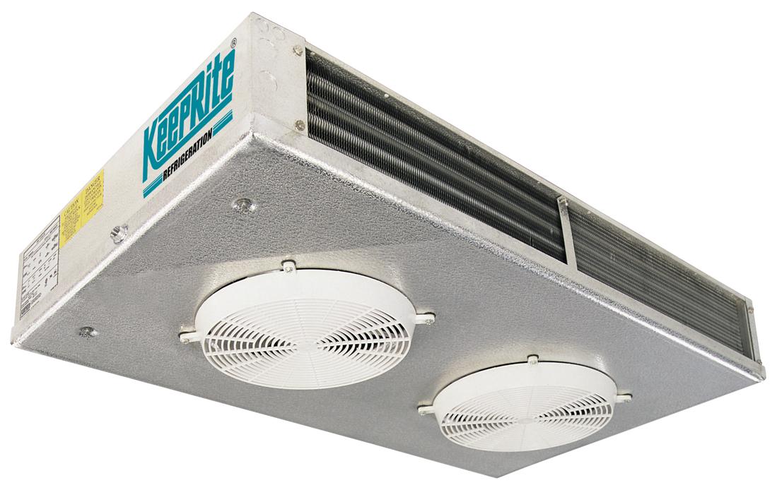 KTL - Two-Way Low Profile Evaporators   Keeprite Refrigeration