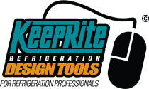 KeepRite Refrigeration Design Tools for Refrigeration Professionals