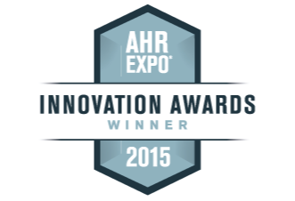 AHR Expo Innovation Awards Winner 2015