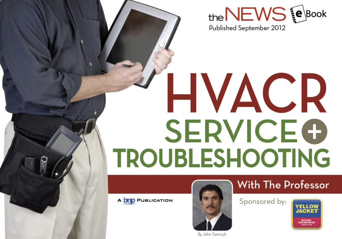 Free ebook for HVACR Service and Troubleshooting | Keeprite