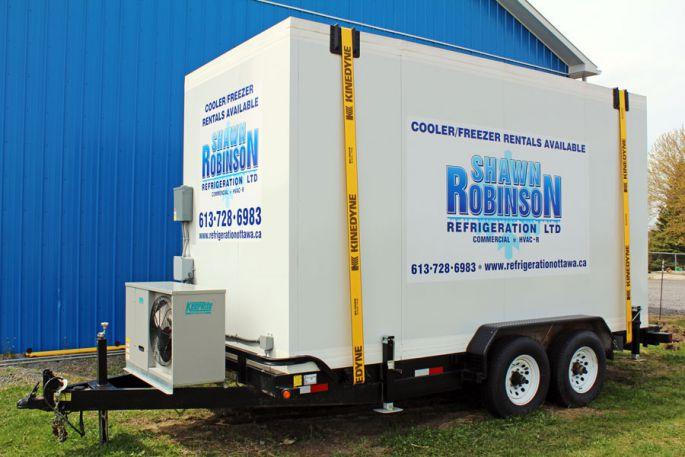 KeepRite Refrigeration Quiet Unit Technology Behind Cooler