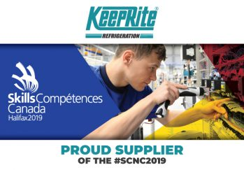 Official Supplier for Skills Compétences Canada 2019