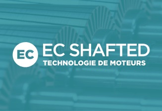 EC Shafted Technologie de moteurs
