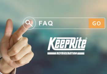 KeepRite Refrigeration Frequently Asked Questions Refrigeration Systems