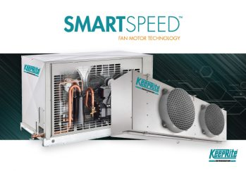 KeepRite Refrigeration SmartSpeed Technology