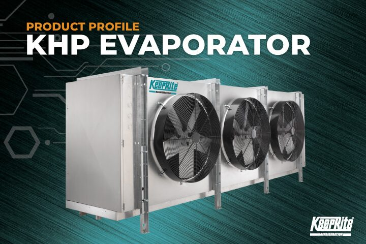 KeepRite Refrigeration KHP Commercial Evaporator