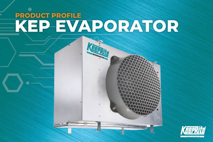KEP Extended Profile Evaporator