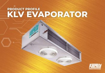 KLV Low Velocity Evaporator