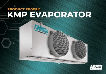 KMP Medium Profile Commercial Evaporator