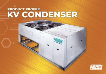 Product Profile: KV – Large Outdoor Air-Cooled Condensing Units