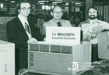 Celebrating 75 Years of Commercial Refrigeration