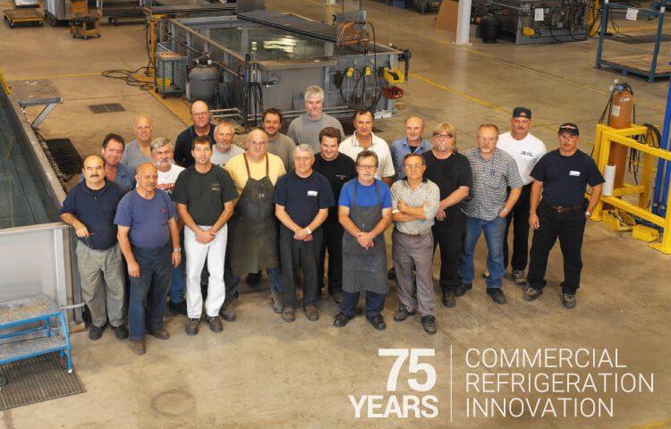 KeepRite Refrigeration 75th Anniversary
