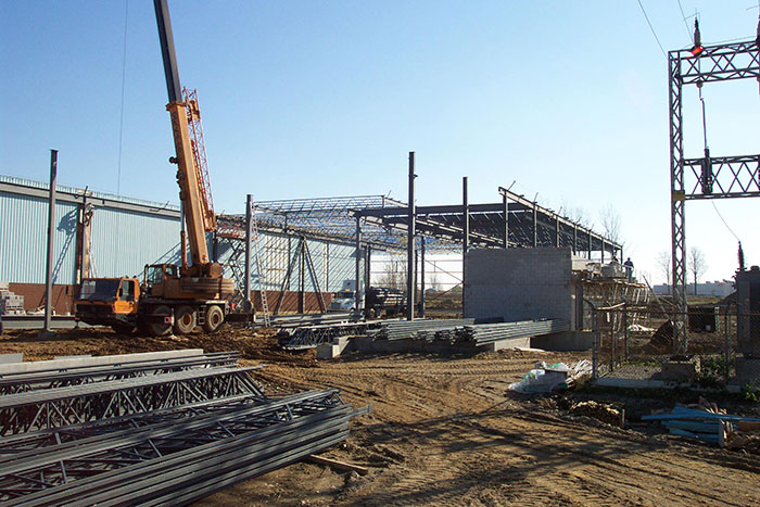KeepRite Refrigeration Facility Expansion Construction