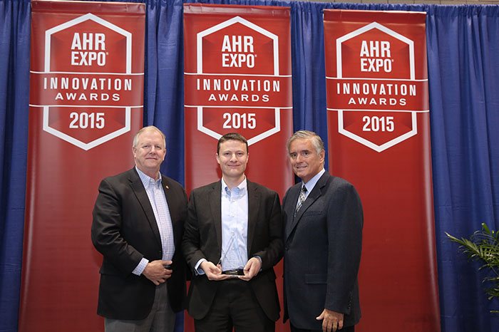 AHR Expo Innovation Award 2015
